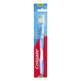 Szczoteczka do zębów średnia COLGATE EXTRA CLEAN