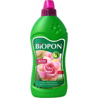 Nawóz do róż 1l BIOPON