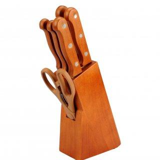 Komplet noży w bloku 7cz. GALICJA