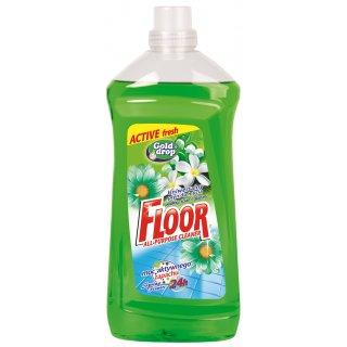 Uniwersalny płyn do mycia 1,5 L kwiaty wiosny FLOOR