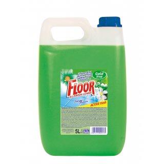 Uniwersalny płyn do mycia 5L kwiaty wiosny FLOOR