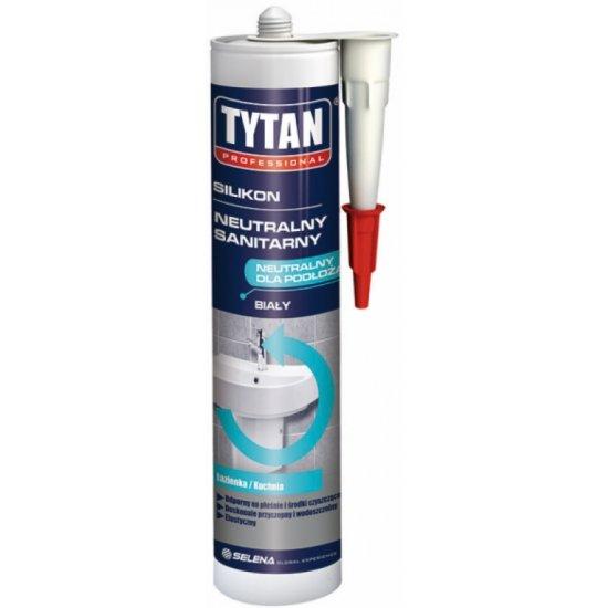 Silikon neutralny idealna przyczepność bezbarwny 310 ml TYTAN