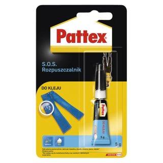 (G)Pattex S.O.S. Rozpuszczalnik do kleju 5g 1538416