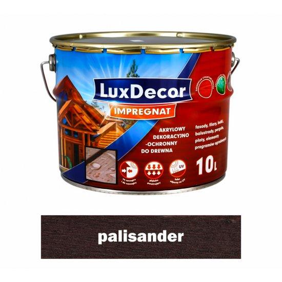 Imregnat do drewna Luxdecor palisander 10l PRIMACOL