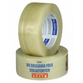 Taśma do folii PE (TR) [BDT] 48mmx20m BLUEDOLPHIN
