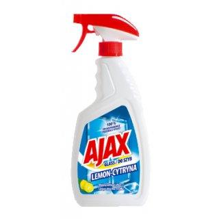 Płyn do szyb 500 ml lemon AJAX