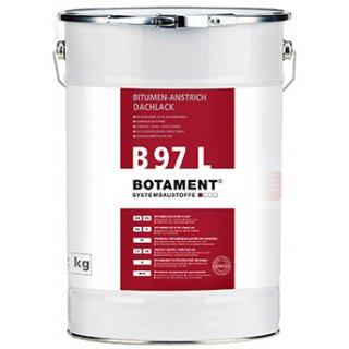 Botament Botazit B 97L 10l Bitumiczna powłoka izolacyjna do dachów