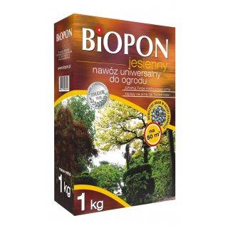 Nawóz jesienny uniwersalny 1kg BIOPON