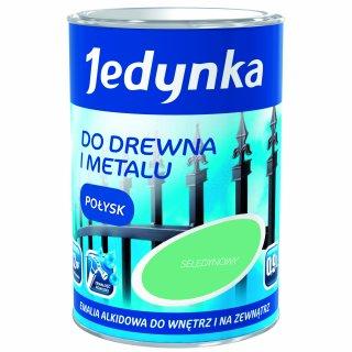 Farba do drewna i metalu Jedynka 0,9L seledyn TIKKURILA