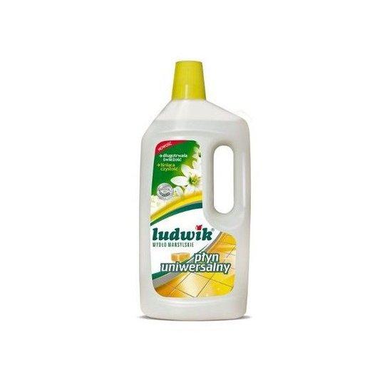Uniwersalny płyn do mycia mydło marsylskie 1L LUDWIK