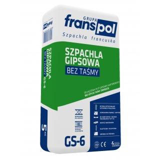 Szpachla gipsowa 5 kg Specjal FRANS-POL