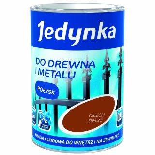 Farba do drewna i metalu Jedynka 0,9L orzech średni TIKKURILA