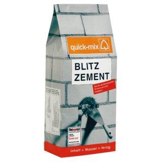 Quick-mix BZ 10kg  cement szybkowiążący