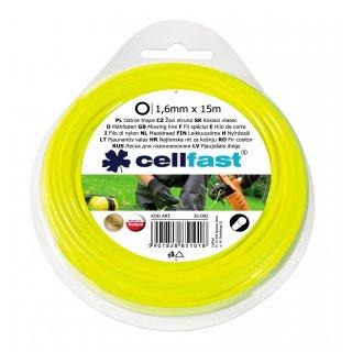 Żyłka tnąca 1,6 x15m CELL-FAST