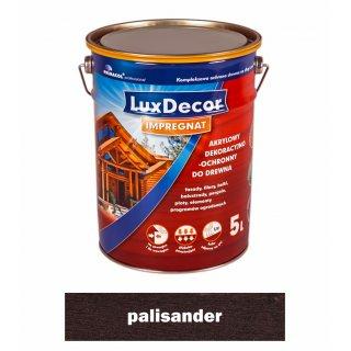 Imregnat do drewna Luxdecor palisander 5l PRIMACOL