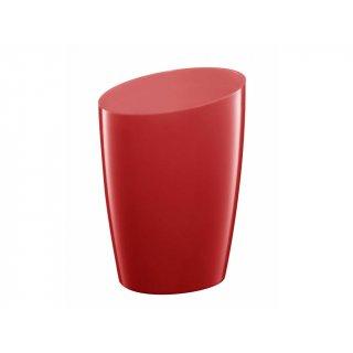 Kubek kosmetyczny czerwony BISK