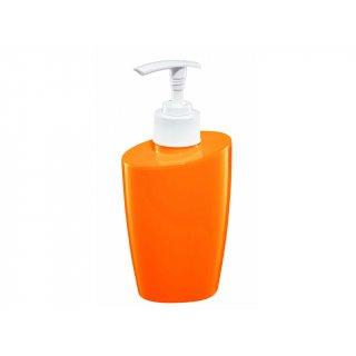 Dozownik mydła pomarańczowy BISK