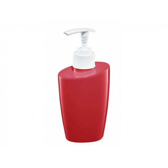Dozownik mydła czerwony Pop Nice Sea BISK