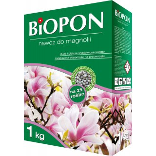 Nawóz  do magnolii 1kg BIOPON