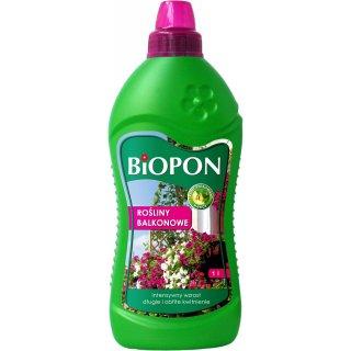 Nawóz do roślin balkonowych 1l BIOPON
