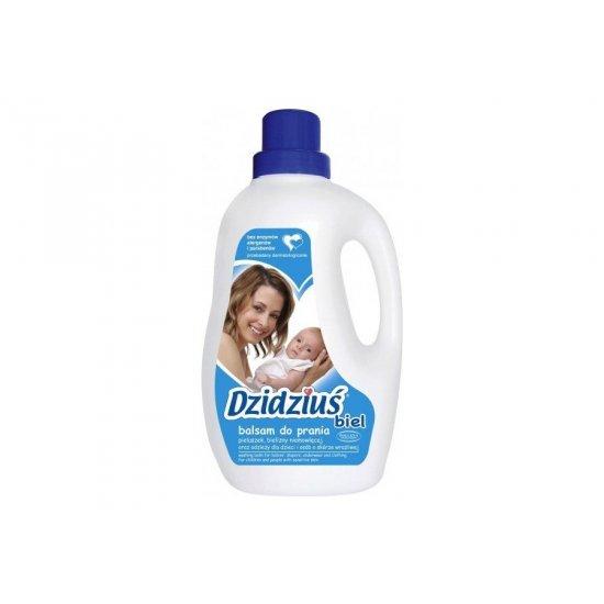 Balsam do prania 1,5 L biel DZIDZIUŚ