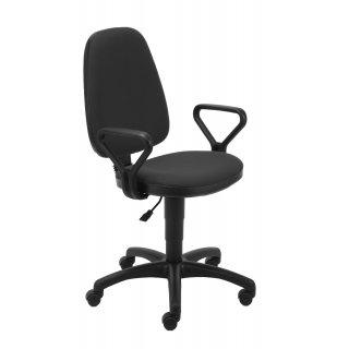 NS krzesło BENITO GTP4 TS01 CU-11 (czarny) SH op=1