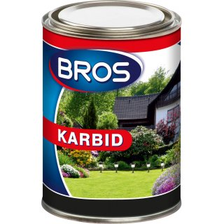 Preparat przeciw kretom karbid granulowany 1 kg BROS