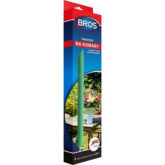 Pałeczki przeciw komarom 4 szt. BROS