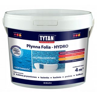 Płynna folia 4 kg TYTAN