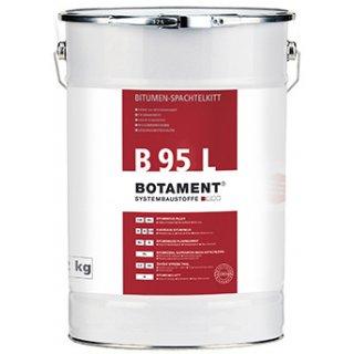 Botament Botazit B 95 L 30l Bitumiczny lakier do silosów