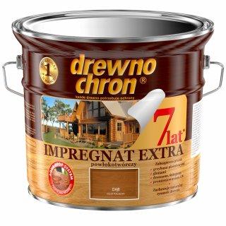 Impregnat do drewna EXTRA dąb 2,5l DREWNOCHRON