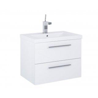 Zestaw mebli szafka z umywalką Naksos 50 cm ELITA