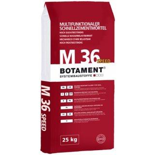 Botament M 36 Speed 25 kg zaprawa cementowa