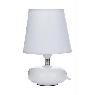 Lampka nocna 12 cm biała EM&EM