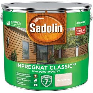 AKZO Sadolin Classic Biały kremowy 9L