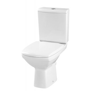 Kompakt WC sedes Carina 3/6 L z deską wolnoopadającą CERSANIT