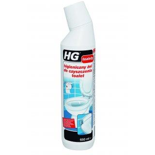 Żel do czyszczenia toalet 0,5L HG