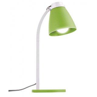 Lampa biurkowa Lolli z żarówką LED 6W E14 zielona EMOS