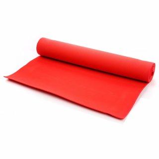 Mata do Yogi Eva 173x61x0,5 czerwona METROR