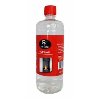 Paliwo do biokominków o zapachu waniliowym 1 L FIRE FAMILY