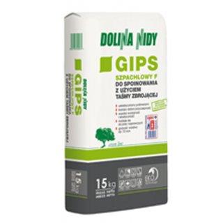 Gips szpachlowy 2 kg DOLINA NIDY
