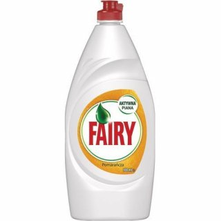 Płyn do naczyń orange fairy 900ml BRAND DYSTRYBUTION
