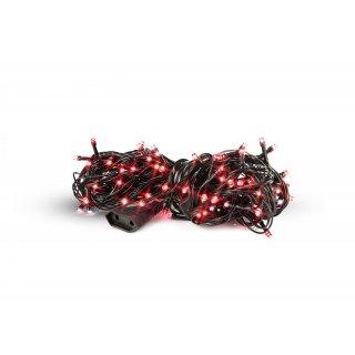 Lampki choinkowe LED czerwone 8,7m EMOS