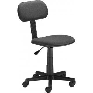 Krzesło obrotowe dziecięce czarny KAMA NOWY STYL