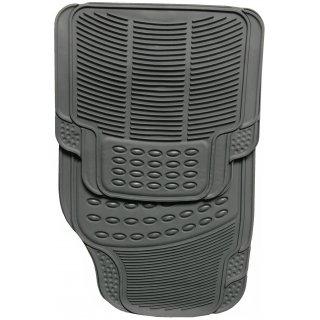 Dywaniki samochodowe gumowe szare PROFAST