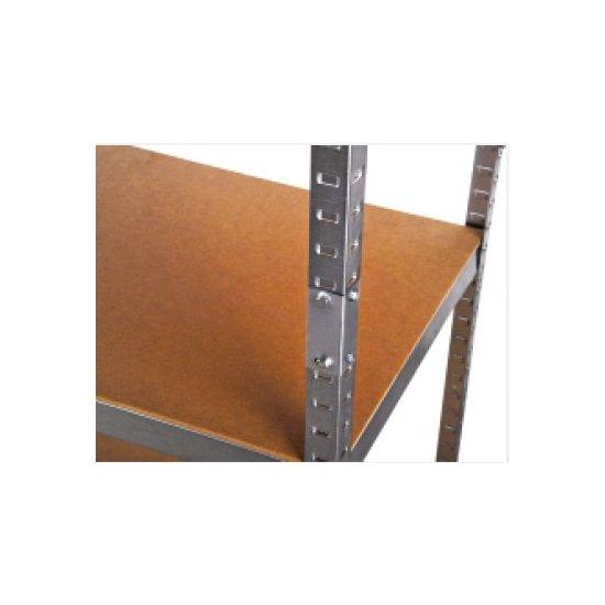 Regał przemysłowy Standard 180x90x45 5 Półek MARBO