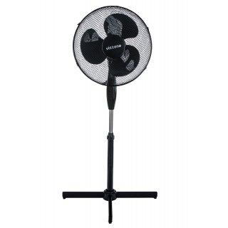 Wentylator wiatrak podłogowy 40cm Czarny VOLTENO