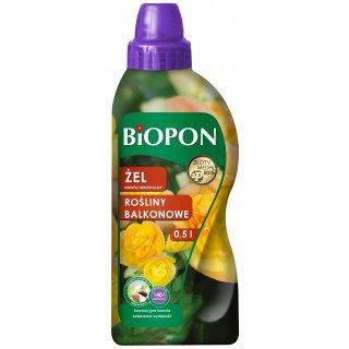 Nawóz mineralny do roślin balkonowych 0,5l BIOPON