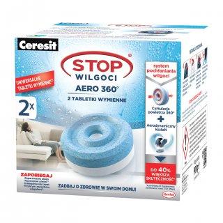 Tabletki neutralne do pochlaniacza wilgoci - 2 szt METYLAN