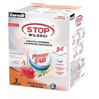 (G)Metylan Stop Wilgoci tabletki wymienne PowerTAB wiosenny aromat 2x300g 1807160